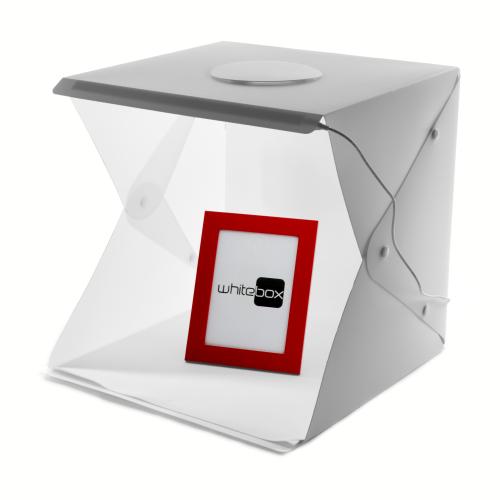 WhiteBox product photography lightbox