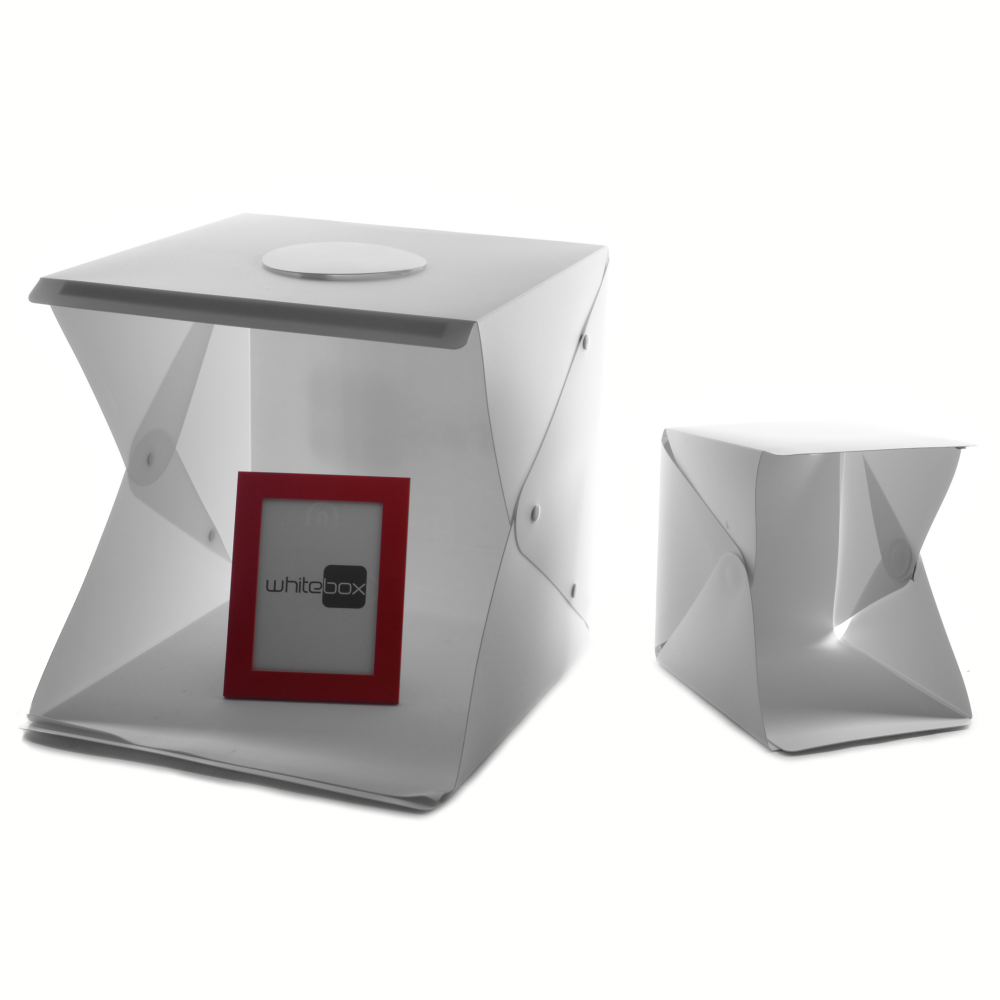 WhiteBox product photography lightbox sizes