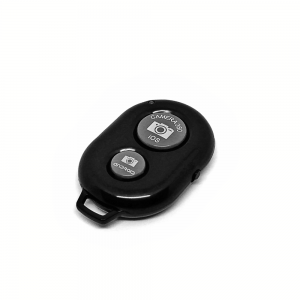 bluetooth shutter remote front
