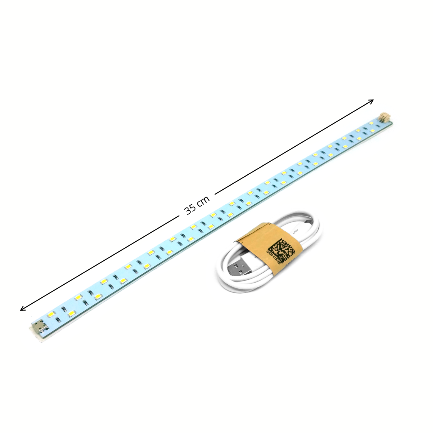 LED light strip USB cable measurement